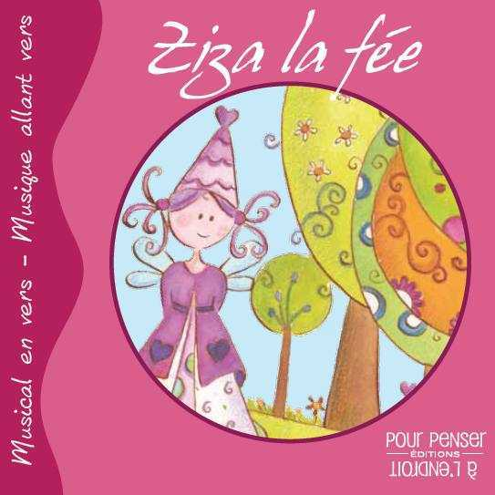 ZIZA LA FEE - CONTE MUSICAL CD AUDIO