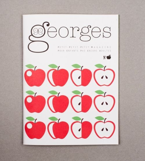 MAGAZINE GEORGES-N POMME