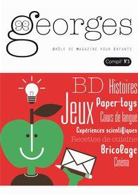 GEORGES LA COMPIL' N 3 - N AMPOULE + N POMME + N LETTRE