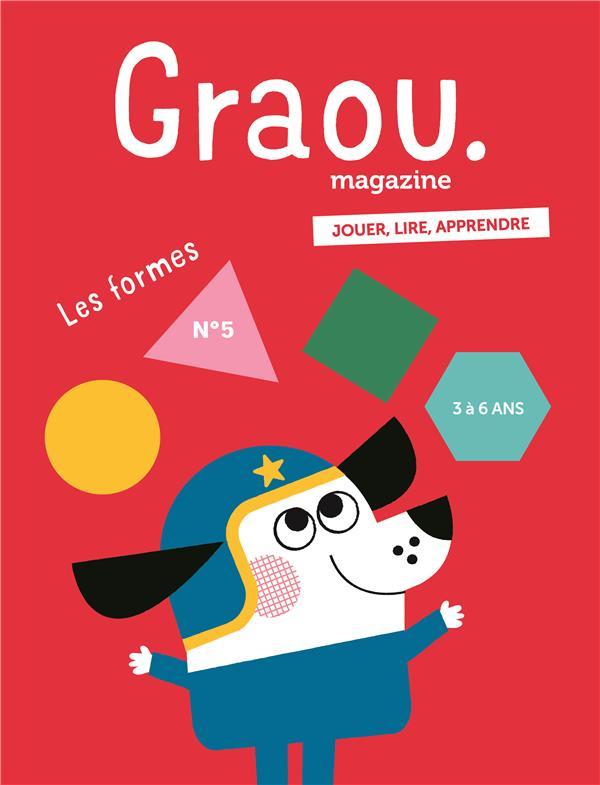 MAGAZINE GRAOU N 5 - FORMES