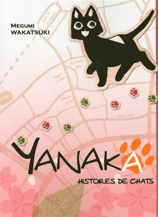 YANAKA - HISTOIRES DE CHATS - TOME 1 - VOL01