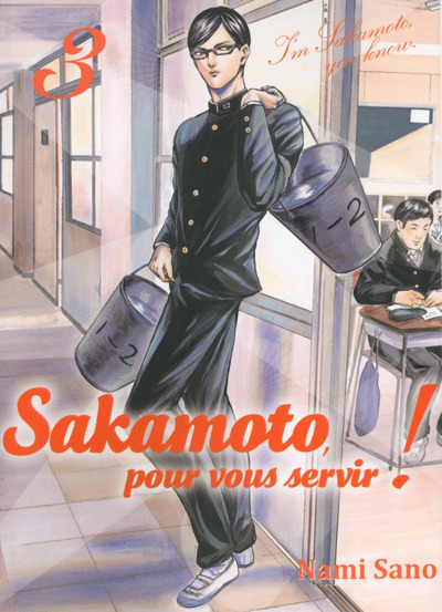 SAKAMOTO, POUR VOUS SERVIR ! - TOME 3