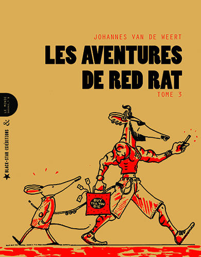 RED RAT TOME 3