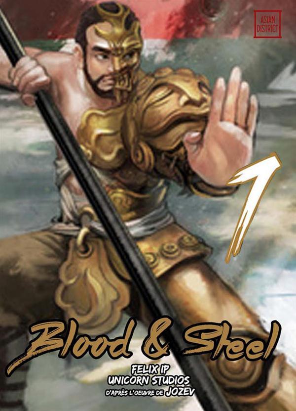 BLOOD & STEEL T07