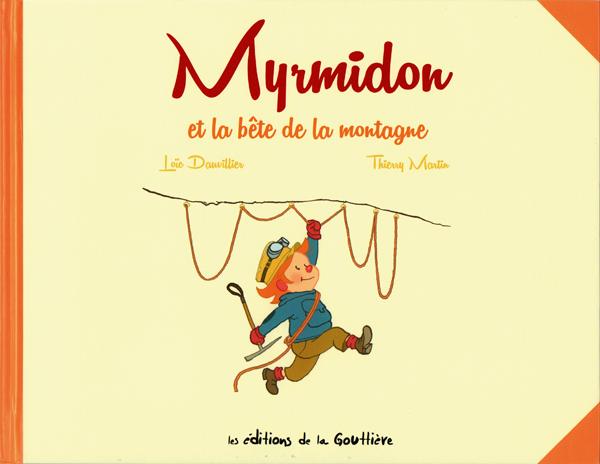 MYRMIDON ET LA BETE DE LA MONTAGNE