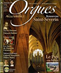 ORGUES NOUVELLES N  16 (PRINTEMPS 2012)
