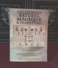 CALENDRIER NATUREL MAGIQUE ET PERPETUEL