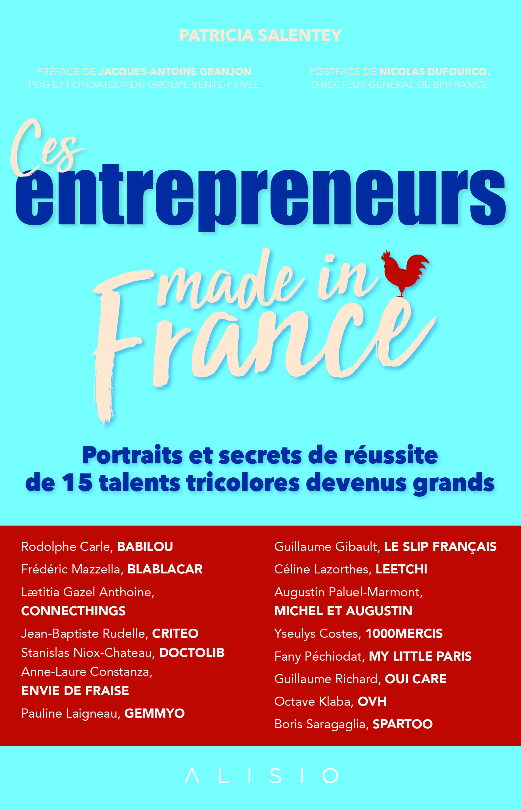ENTREPRENEURS MADE IN FRANCE (CES)