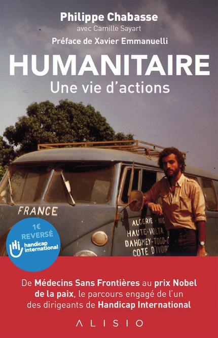 HUMANITAIRE UNE VIE D'ACTIONS