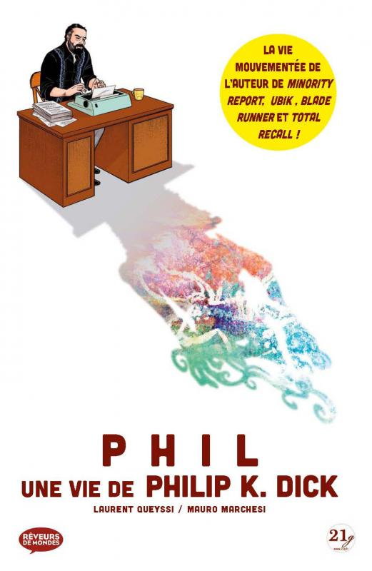 PHIL-UNE VIE DE PHILIP K. DICK