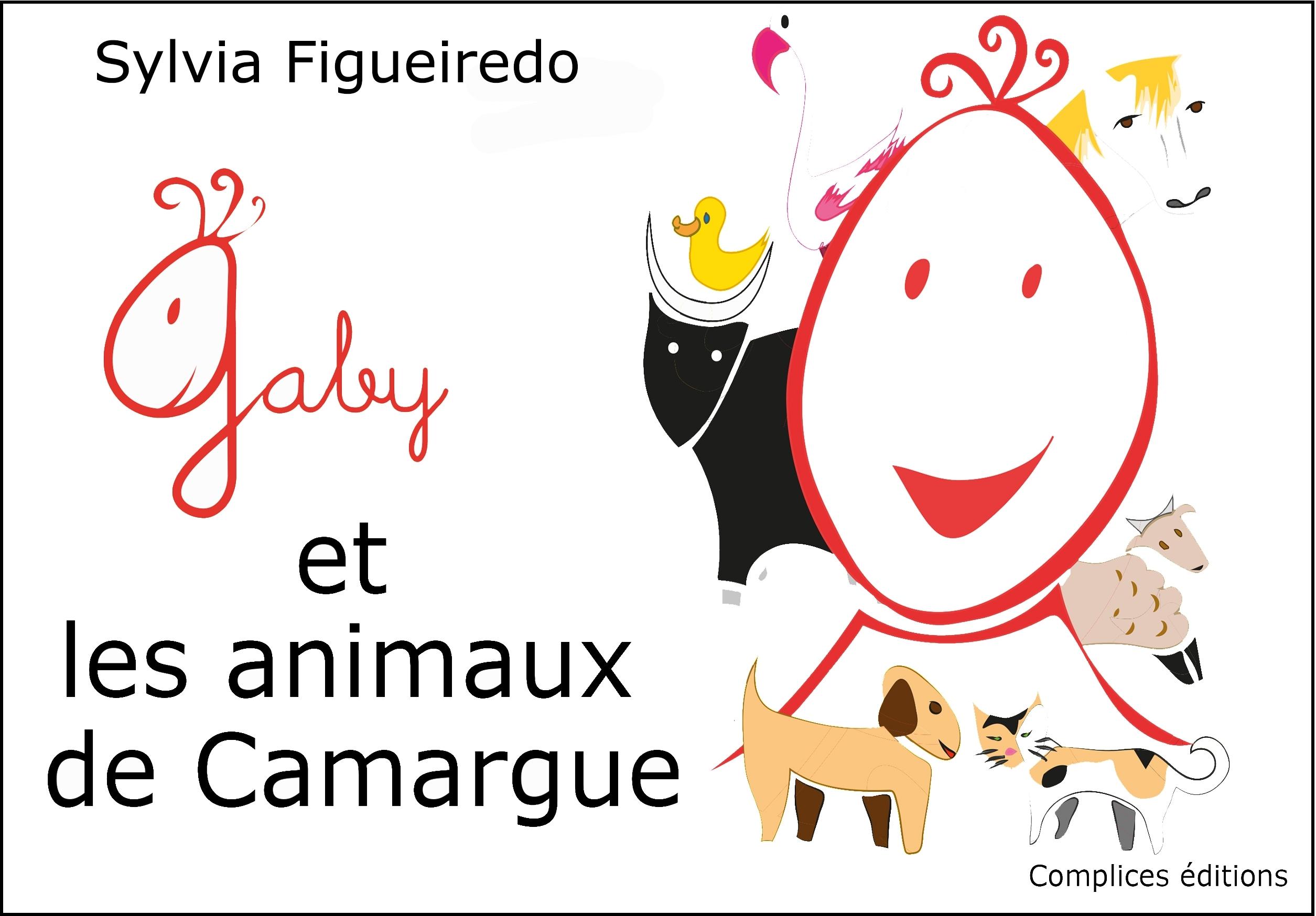 GABY ET LES ANIMAUX DE CAMRGUES
