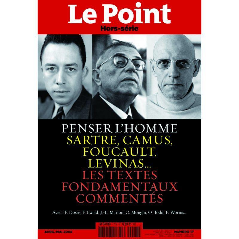 LE POINT REFERENCES N  17 - PENSER L'HOMME