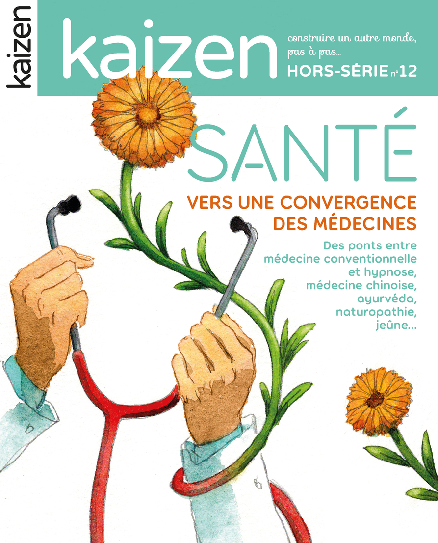HORS SERIE 12 : VERS UNE CONVERGENCE DES MEDECINES