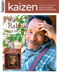 HORS SERIE PIERRE RABHI - EDITION ANNIVERSAIRE 80 ANS (CONTIENT 1 DVD)