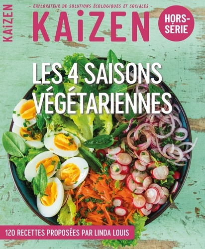 NUMERO SPECIAL : RECETTES VEGETARIENNES TOME 2