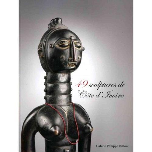 49 SCULPTURES DE COTE D'IVOIRE