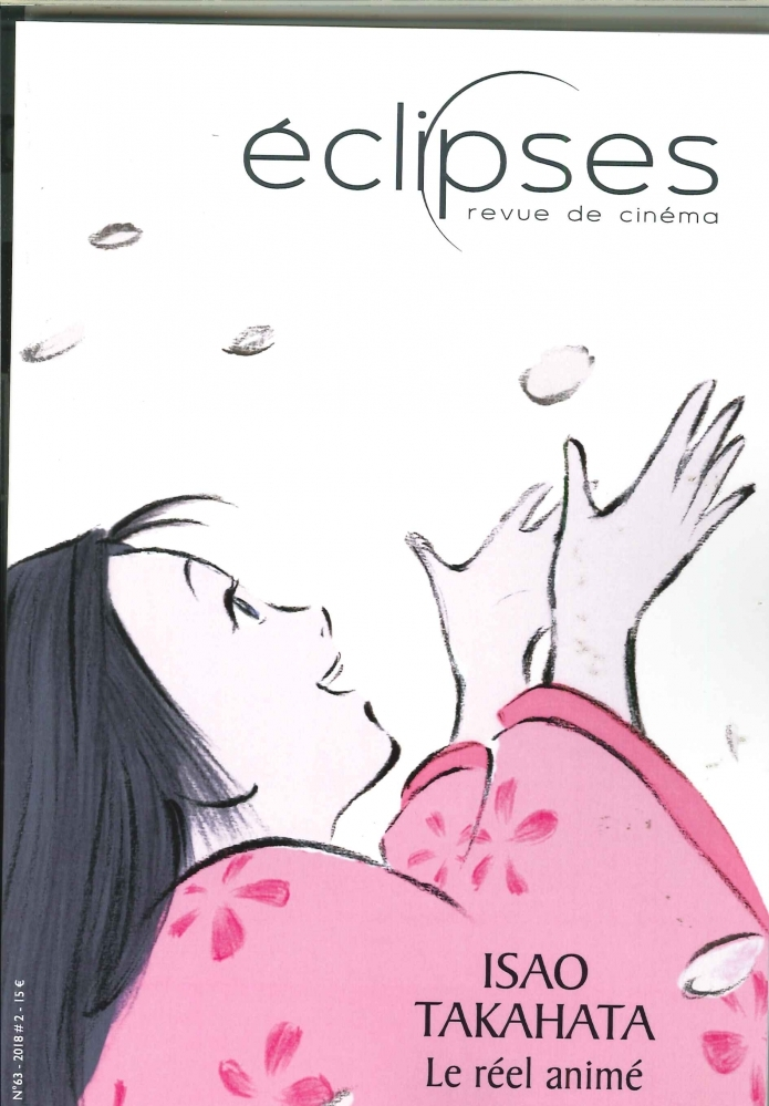 ECLIPSES N 63 ISAO TAKAHATA : LE REEL ANIME - DECEMBRE 2018