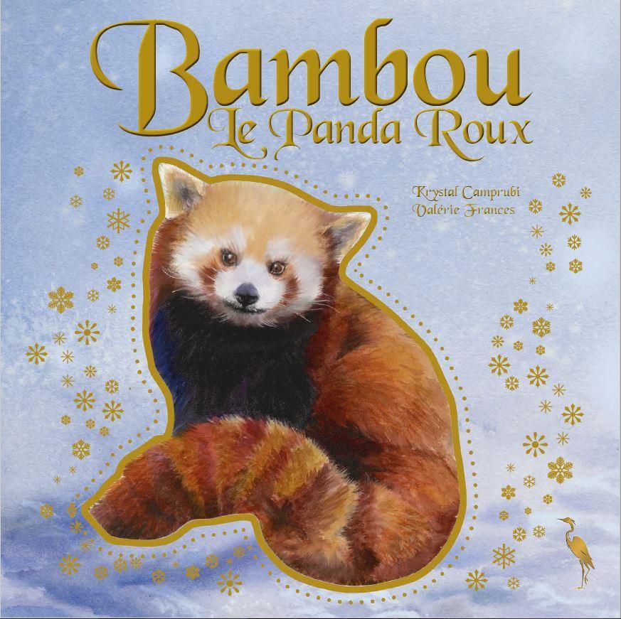 BAMBOU LE PANDA ROUX