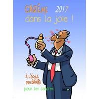 CAREME 2017 DANS LA JOIE (POUR LES CANCRES)