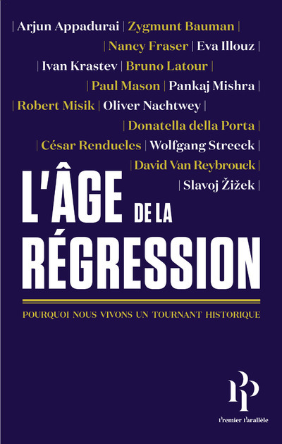 L'AGE DE LA REGRESSION