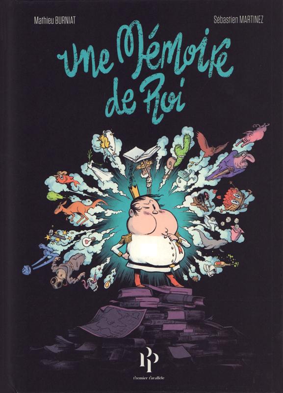 UNE MEMOIRE DE ROI