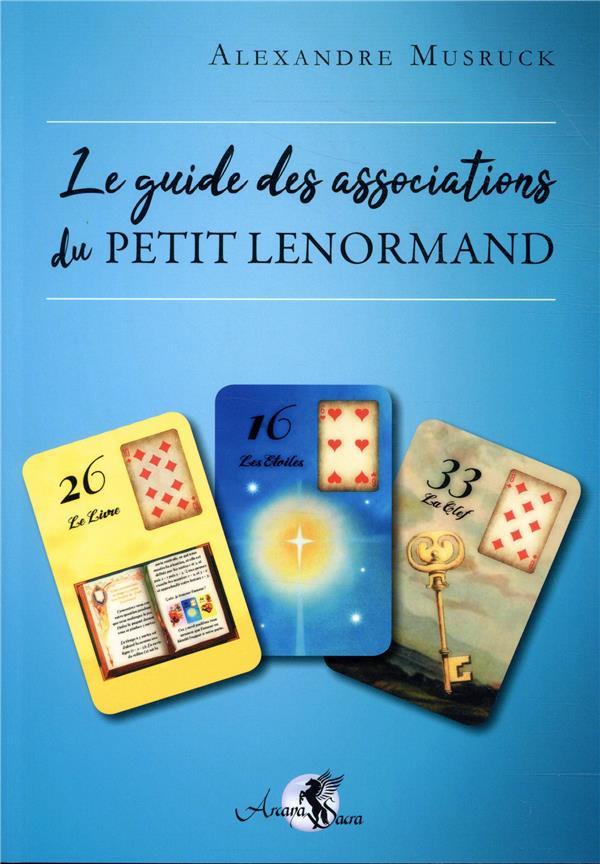LE GUIDE DES ASSOCIATIONS DU PETIT LENORMAND
