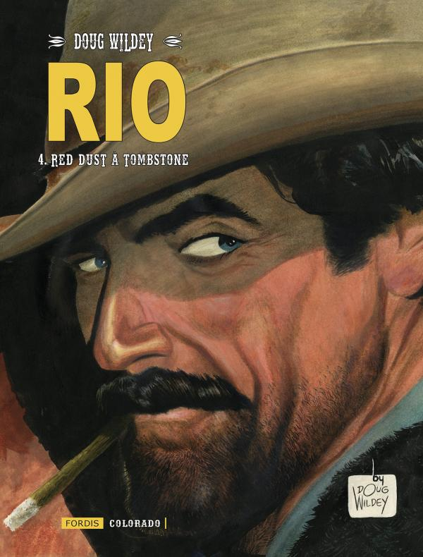 RIO - T04 - RIO 4. RED DUST A TOMBSTONE