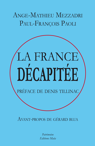LA FRANCE DECAPITEE