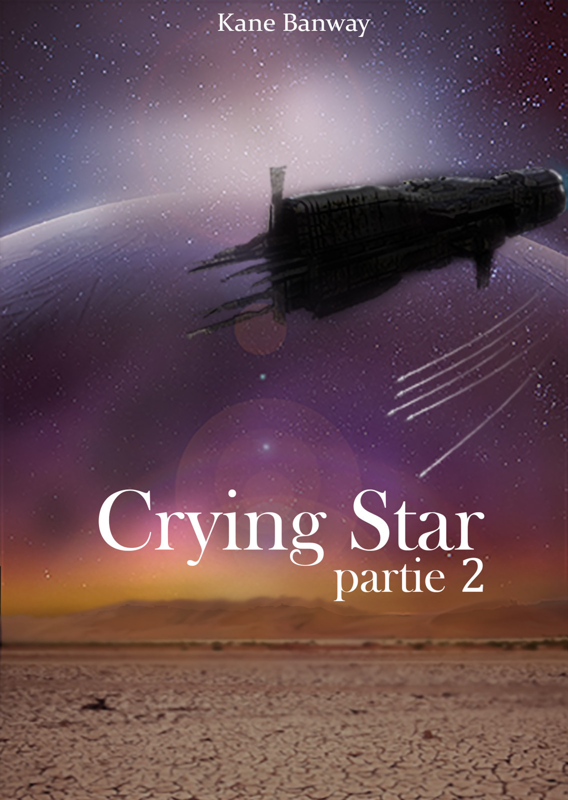 Crying Star, Partie 2