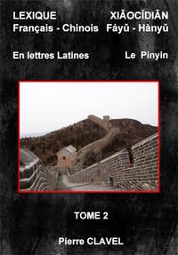 Lexique Français-Chinois en lettres latines