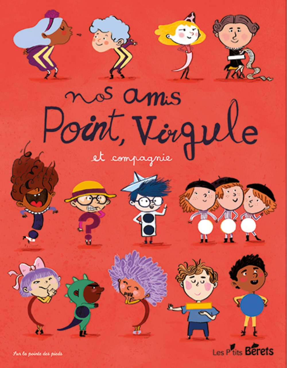 NOS AMIS, POINT, VIRGULE, ETC