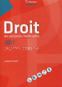 DROIT DES PERSONNES HANDICAPEES 2017