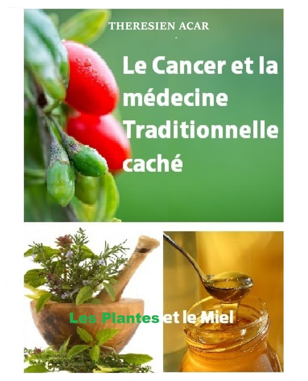 LE CANCER ET LA MÉDECINE TRADITIONNELLE CACHE