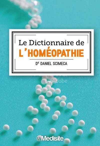 LE DICTIONNAIRE DE L'HOMEO