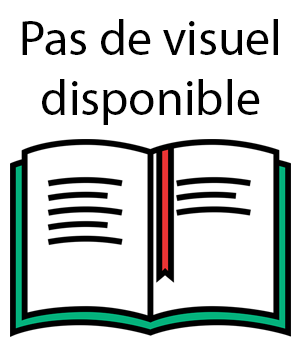 "PAPIER TIGRE - GRANDE CARTE A5 - ""BOREALE"" - DOMINANTE VERTE / CERCLE BLANC"