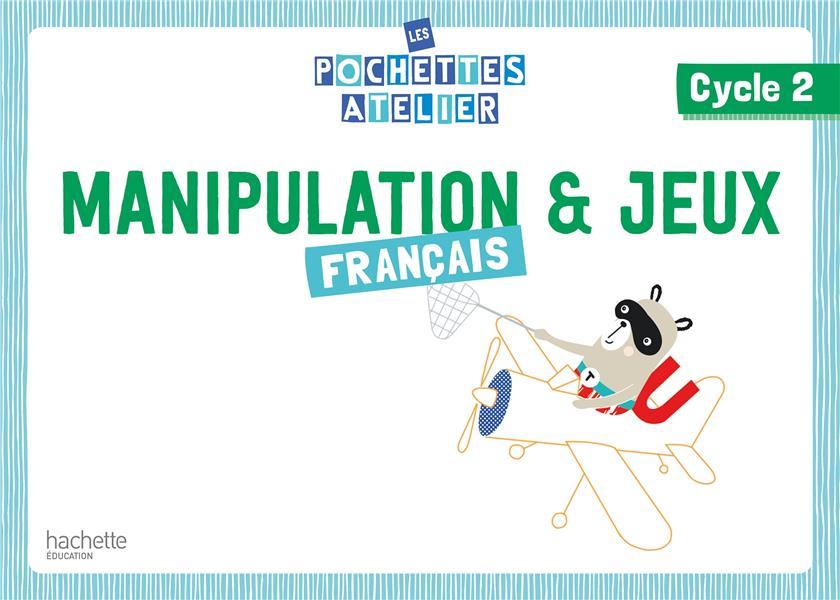 MA POCHETTE DE FRANCAIS CE1-CE2 - LES POCHETTES ATELIERS - BOITE DE JEUX MANIPULATION - ED. 2021