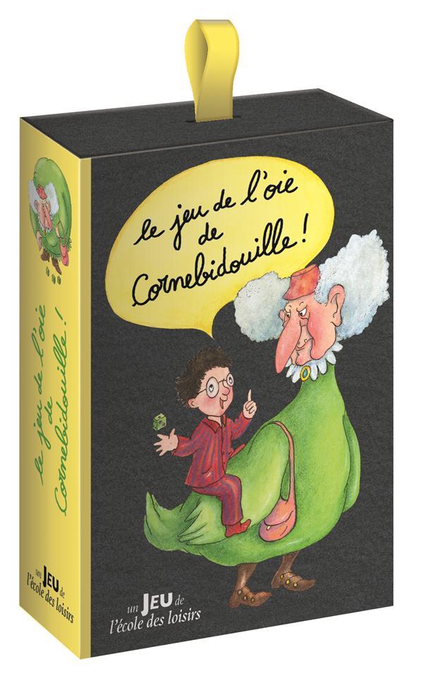 JEU DE L'OIE CORNEBIDOUILLE (LE)