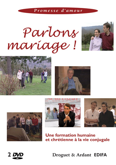 DVD PARLONS MARIAGE !