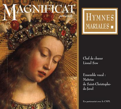 CD/HYMNES MARIALES