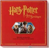 HORS SERIE HARRY POTTER - HARRY POTTER : LE JEU DES SORTILEGES