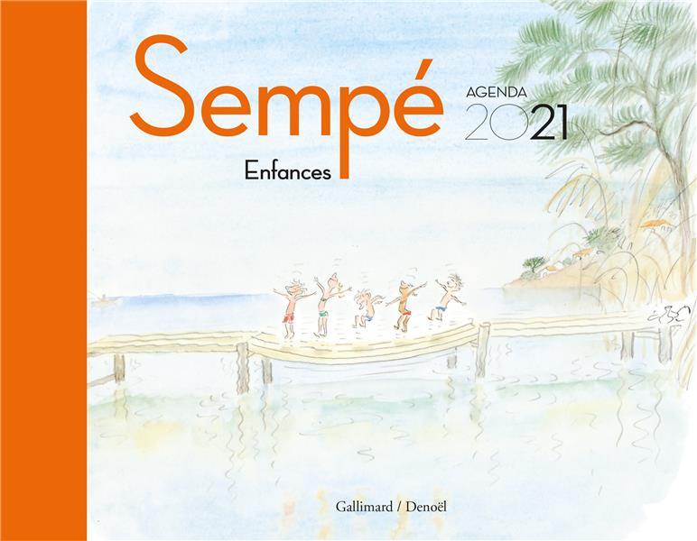 AGENDA SEMPE 2021 - ENFANCES