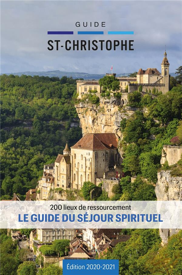 GUIDE SAINT-CHRISTOPHE 2021-2022
