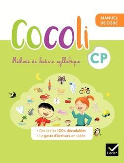 COCOLI - LECTURE CP ED.2020 - MANUEL DE CODE + MANUEL DE COMPREHENSION