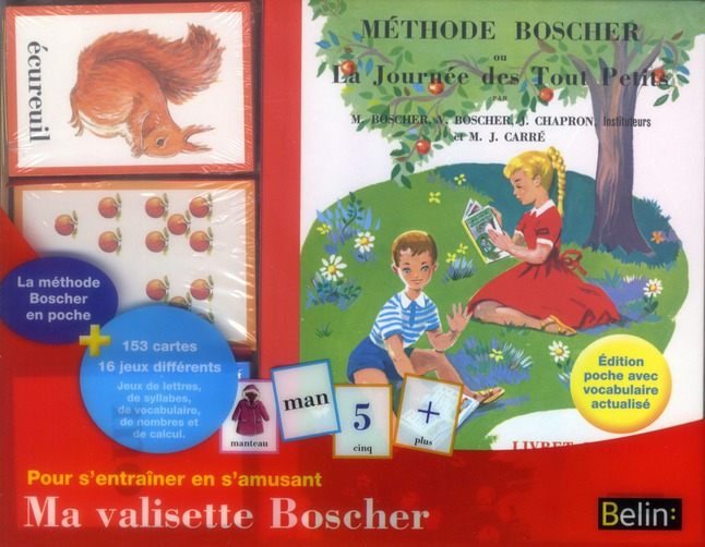 VALISETTE METHODE BOSCHER