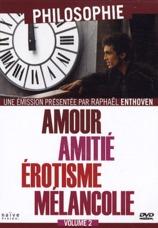 RAPHAEL ENTHOVEN PHILIOSOPHIE VOL.2 MUSIQUE, INSPIRATIONS & AMITIE