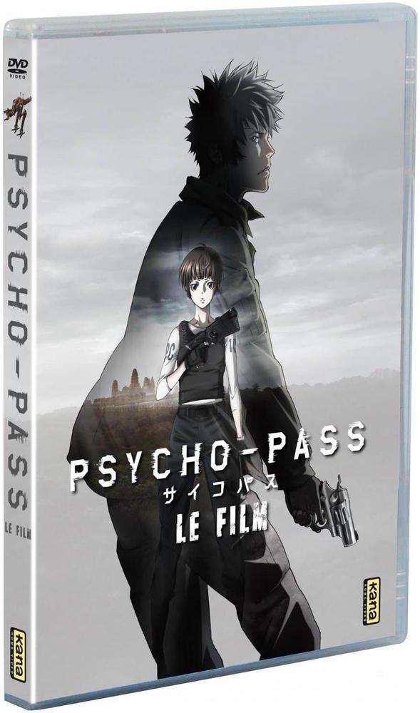 PSYCHO-PASS EDITION SIMPLE