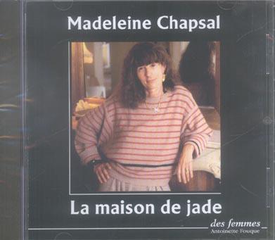 LA MAISON DE JADE  CD