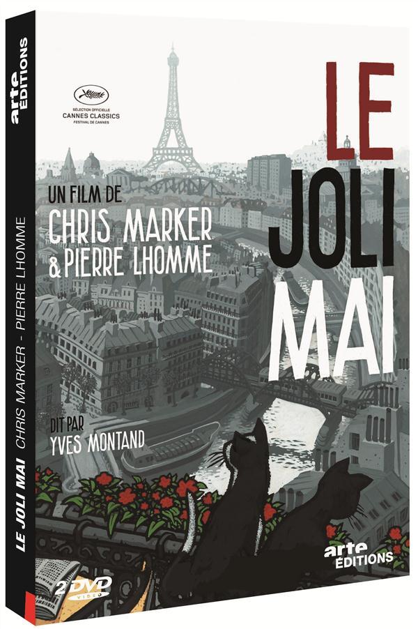 LE JOLI MAI - 2 DVD