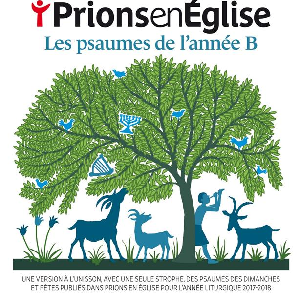 LES PSAUMES DE L ANNEE B  PRIONS EN EGLISE