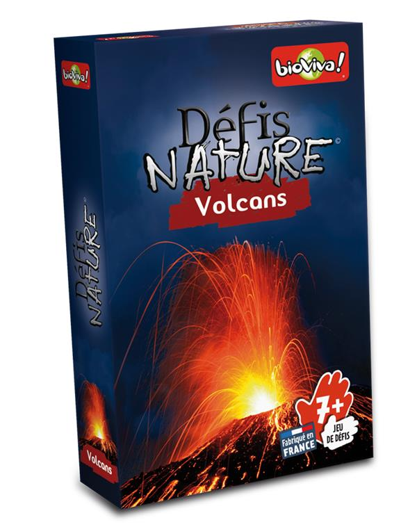 DEFIS NATURE - VOLCANS